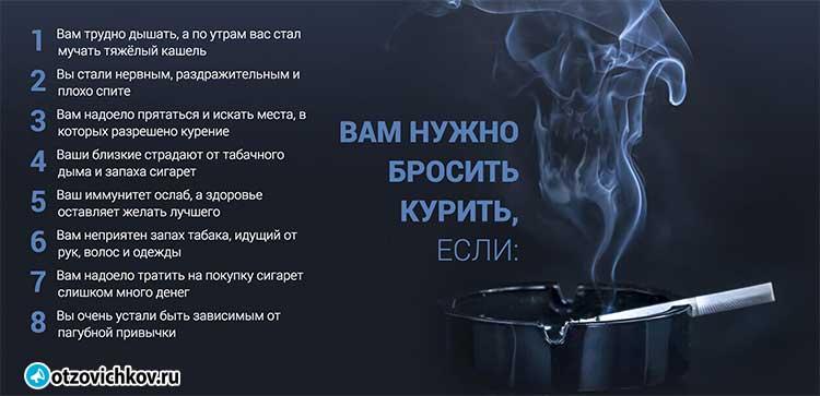 пастилки от табачной зависимости