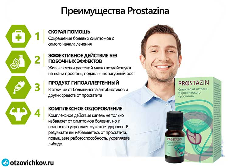 лекарство простазин
